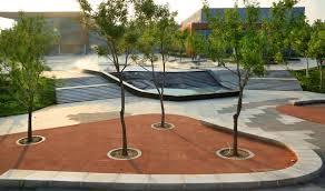 cultural plaza park 17 landscape architecture works landezine