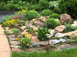Small Rock Gardens by Small Rock Garden Designs River Rock Garden Ideas Garden Barninc