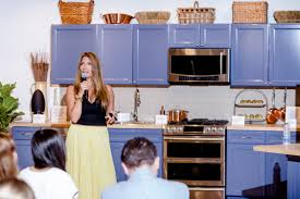 genevieve gorder kitchen designs travel u0026 lifestyle come visit the samsung home innovation