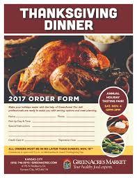 thanksgiving order forms greenacres market