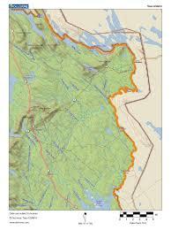 St Croix Map Wilderness Tripping Program Details
