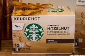 starbucks hopes changes to k cups will brew up even bigger sales