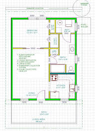 kokoon homes sip kit pod 660 floor plan 18 557 small spaces
