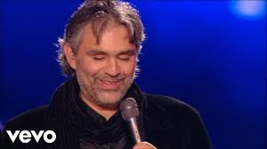Opera Singer Blind Bocelli Andrea Bocelli Can U0027t Help Falling In Love Hd Youtube