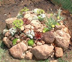 Simple Rock Garden Rock Garden Feature Ideas