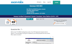 genesys user guide ge0 803 genesys real exam questions 100 free exam labs