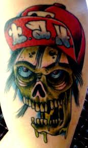 tattoo ideas zombie zombie tattoo images designs 075 zombie tattoo images best tattoo