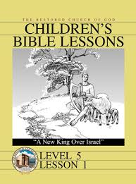 children s bible lessons
