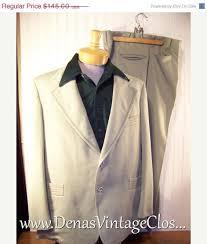black friday suit sale vintage 70s black disco leisure suit w shirt 3 pcs mens sz m off