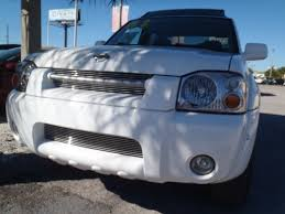 2000 nissan frontier custom 2002 nissan frontier 1pc bumper billet grille kit