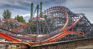Six Flags Highest Ride Wicked Cyclone 25 Jpg
