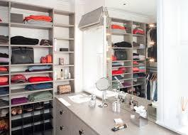 Vanity Colors Impressive Yet Elegant Walk In Closet Ideas Freshome Com