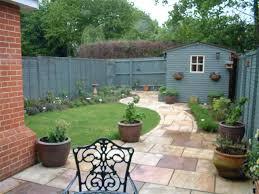 fabulous design back garden 17 best ideas about small garden