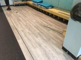 vinyl plank flooring installation manatee cafe st augustine fl