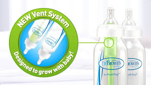dr brown s options bottle how it works