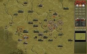 Battle Of Kursk Map Panzer Corps Soviet Corps Screenshots For Windows Mobygames