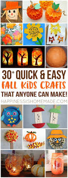 best 25 easy fall crafts ideas on fall decorations