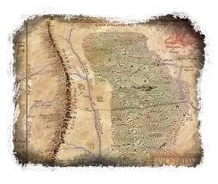 The Hobbit Map Hobbit Map By Ziggyfin On Deviantart