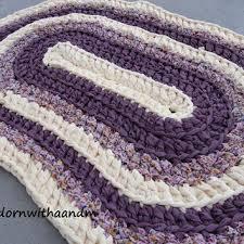 Purple Bath Rugs Best Kitchen Oval Rugs Products On Wanelo