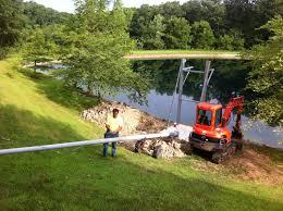 Heartland Swing Set Heartland Outdoors Lake Doctor Installing A Swing