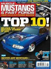 mustangs fast fords mustangs fast fords magazine subscription 3 99 year or