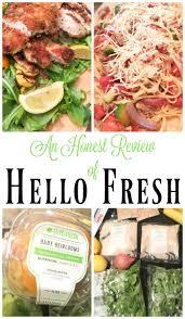 my honest hello fresh review i am a homemaker