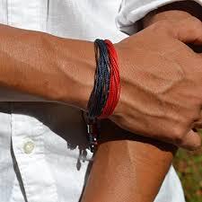 string bracelet men images Custom men 39 s and women 39 s nautical multistrand string bracelet