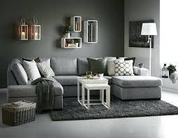 deco avec canapé gris salon avec canape gris deco salon moderne mur salon gris fonce