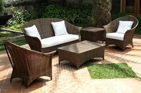 B Q Bistro Chairs Garden Patio Sets Rattan Furniture Bistro Set Outdoor Wicker Weave
