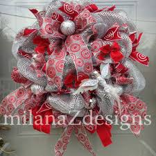 Red And White Christmas Door Decorations by Best Whimsical Christmas Decor Products On Wanelo