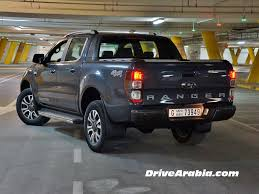 ford ranger 2016 2016 ford ranger wildtrak in the uae 4 drive arabia