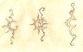 moon tattoo designs by sueside on deviantart