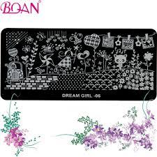 online get cheap nail art stamping kits aliexpress com alibaba