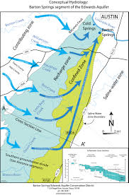 Austin Maps by Maps U2013 Barton Springs Edwards Aquifer Conservation District