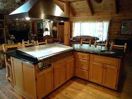 pre made kitchen islands with seating built in kitchen islands celluloidjunkie me