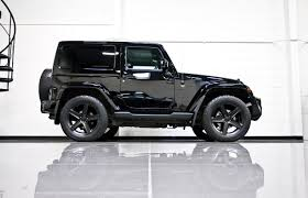 wrangler jeep black urban automotive jeep gallery