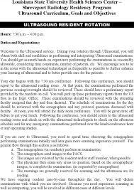 ultrasound resume gallery of radiologic technologist resume sle ultrasound