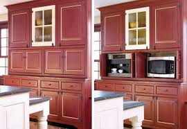 Kitchen Cabinet Appliance Garage by Old Kitchen Cabinets In Garage Best 25 Corner Cabinet Kitchen