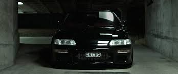 Honda Crx 1987 Honda Crx Youtube