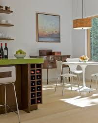 kitchen island wine rack built in wine rack kitchen modern with barstools kitchen island