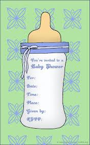 design free baby shower invitation templates
