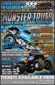 monster truck show june 17th u0026 18th twinportsnightlife