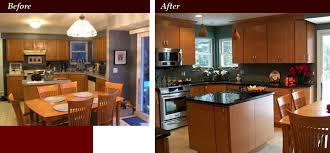 kitchen remodeling ideas before and after kitchen remodel before and after 22 kitchen makeover before amp