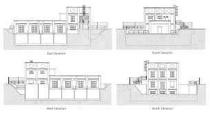 100 architectural floor plans and elevations buat testing