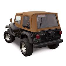 jeep wrangler top offroad jeep wrangler tj top 97 02 in spice with