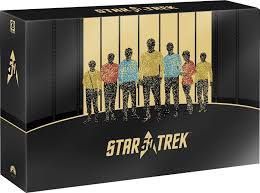 Buy On Amazon by Amazon Com Star Trek 50th Anniversary Limited Edition Box Set