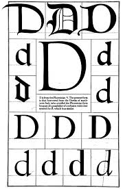 letter d calligraphy u0026 type pinterest calligraphy fonts and