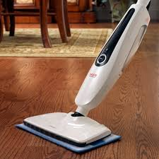 Hardwood Floor Vacuum Mop Reviews Amazon Com Haan Slim U0026 Light Steam Cleaning Floor Sanitizer And