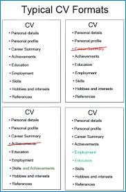 resume layout examples berathen com