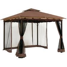 Offset Umbrella With Screen by Patio Ideas Patio Umbrella Mosquito Net Walmart Sedona Hard Top